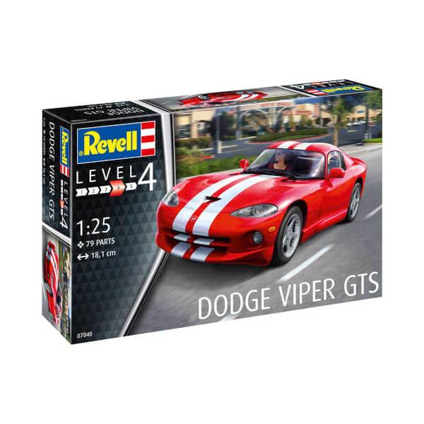 Revell 1:25 Dodge Viper GTS Araba 7040