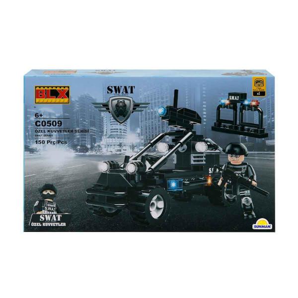 BLX Swat Özel Kuvvetler Serisi C0509