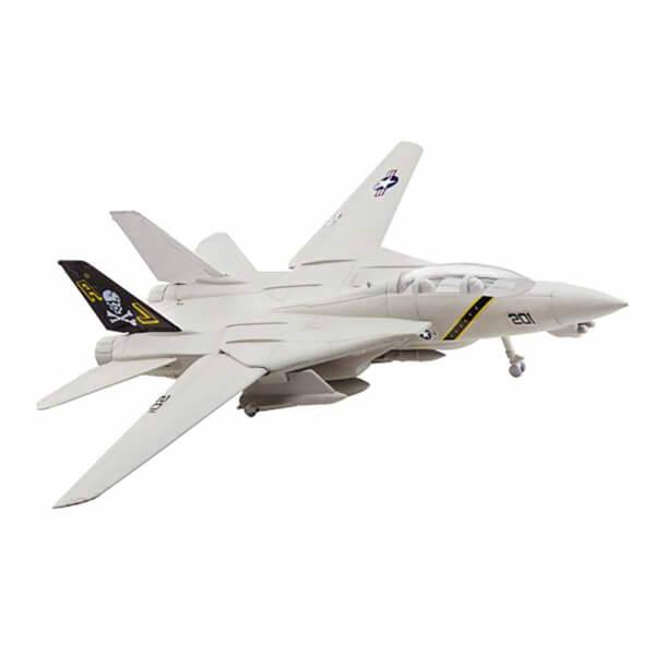 Revell 1:100 Build & Play F-14 Tomcat Uçak 06450