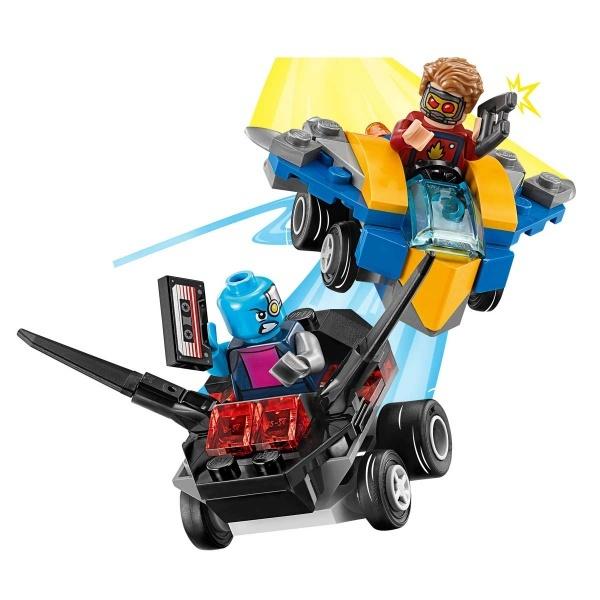 LEGO Marvel Super Heroes Mighty Micros: Star Lord Nebula'ya Karşı 76090