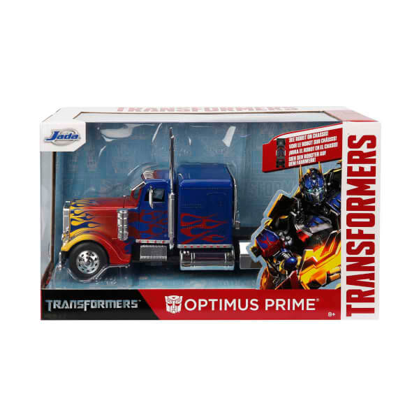 1:24 Transformers Optimus Prime Kamyon