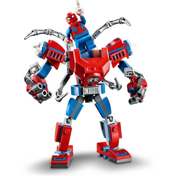 LEGO Marvel Super Heroes Spider-Man Robotu 76146