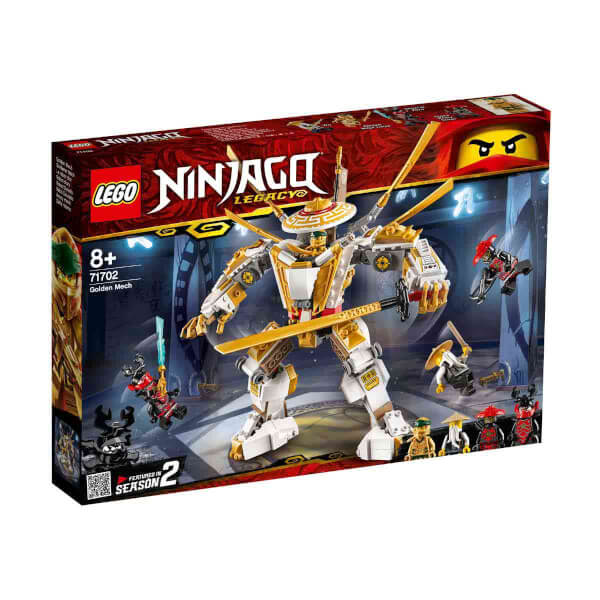 LEGO Ninjago Altın Robot 71702