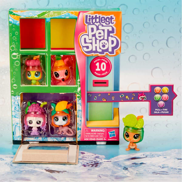 Littlest Pet Shop Miniş Otomatı E5478