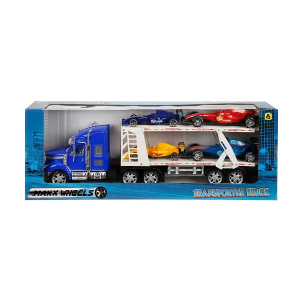 Maxx Wheels Transporter Tır 50 cm.