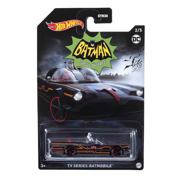 Hot Wheels Arabalar Batman Özel Serisi GYN30