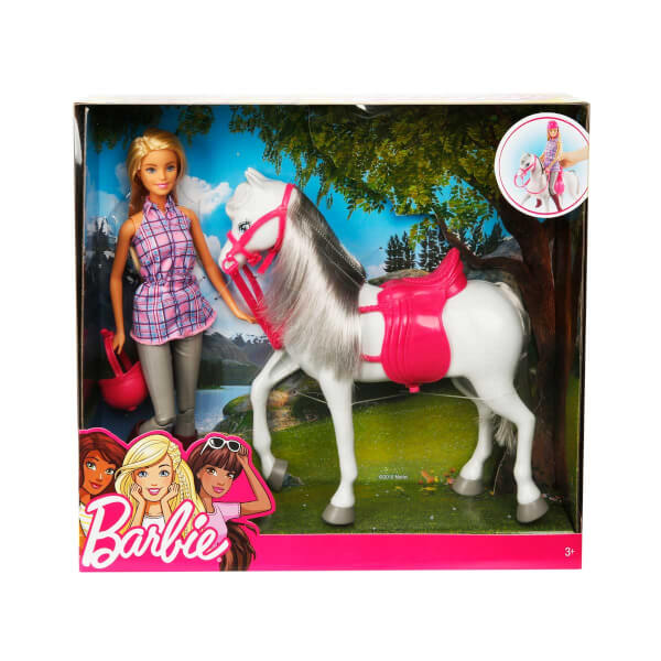 Barbie ve Atı