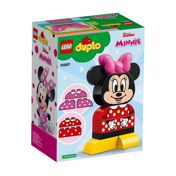 LEGO DUPLO  Disney İlk Minnie Yapbozum 10897