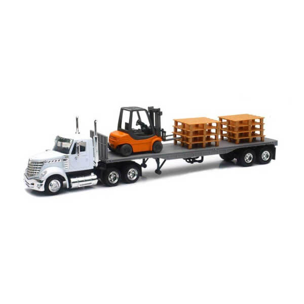 1:43 Long Haul International Lonestar Araçları