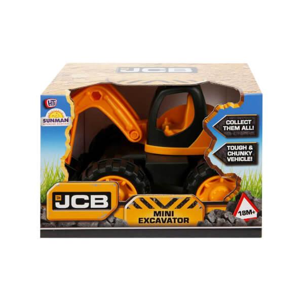 JCB Ekskavatör 18 cm.