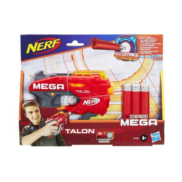 Nerf N-Strike Mega Talon 3 Dartlı E6189