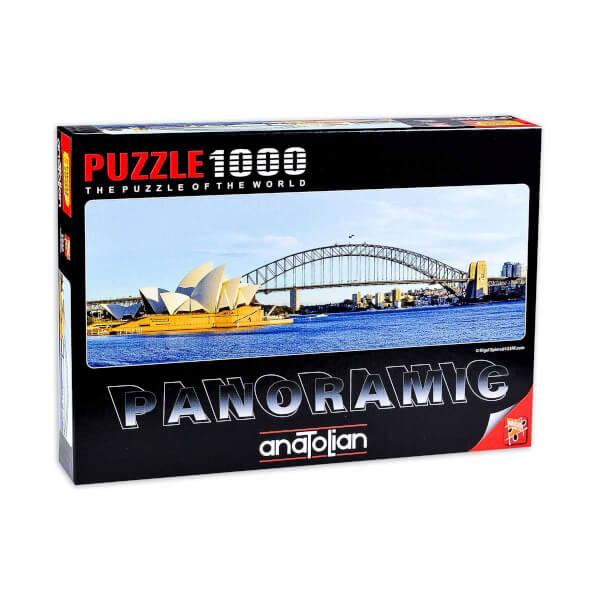 1000 Parça Panoramik Puzzle : Sdyney