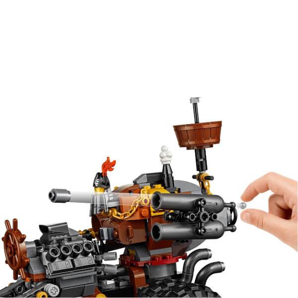 LEGO Movie 2 MetalSakal'ın Ağır Metal Üç Tekerlekli Motosikleti 70834