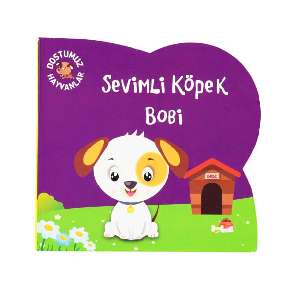 Dostumuz Hayvanlar - Sevimli Köpek Bobi