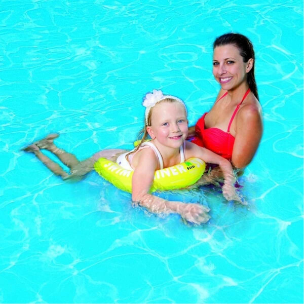 Swimtrainer Yüzme Simidi Sarı