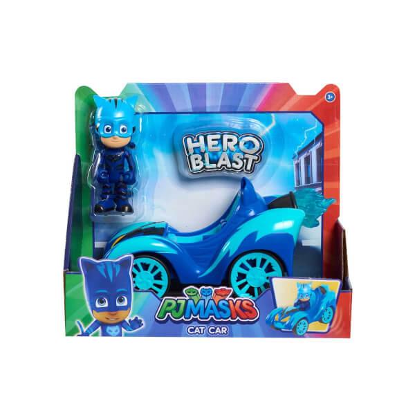 PijaMaskeliler Hero Blast Araçlar