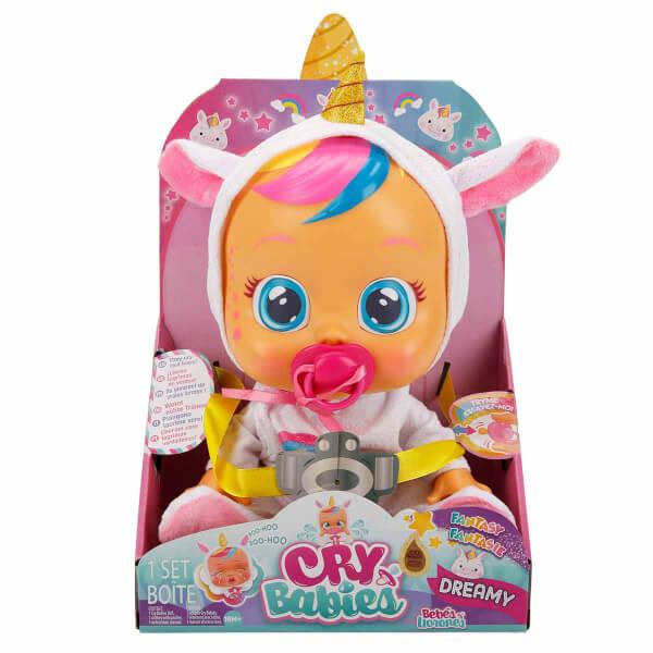 Cry Babies Fantasy Bebekler W2 CYB08000