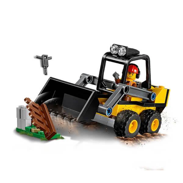 LEGO City İnşaat Yükleyicisi 60219