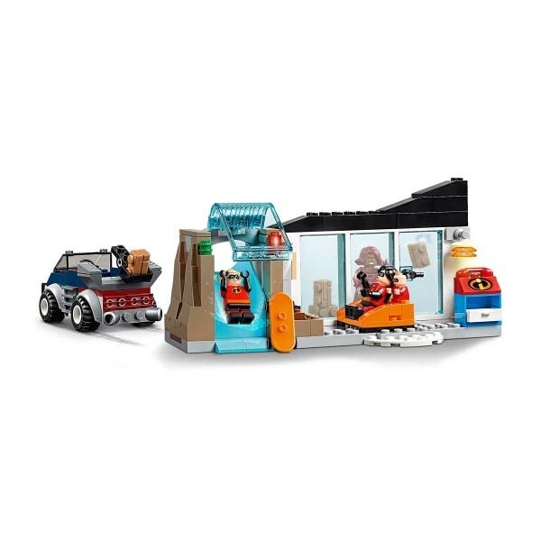 LEGO Juniors Büyük Ev Kaçışı 10761