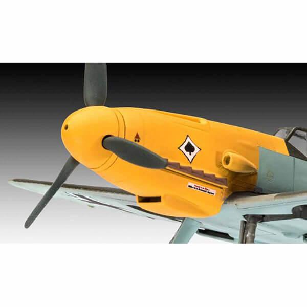 Revell 1:72 Messerschmitt Bf109 F-2 Uçak 03893