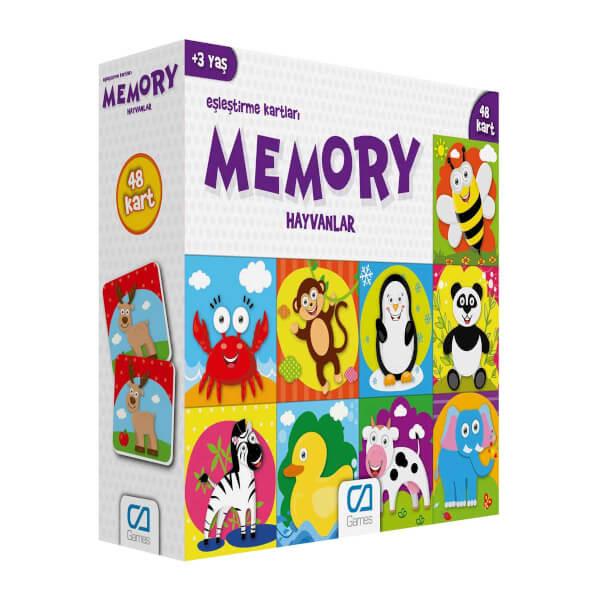 Hafıza Kartları Hayvanlar
