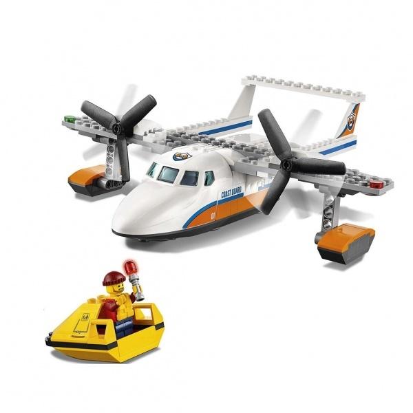 LEGO City Deniz Kurtarma Uçağı 60164