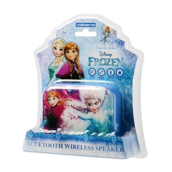 Disney Frozen Bluetooth Kablosuz Hoparlör