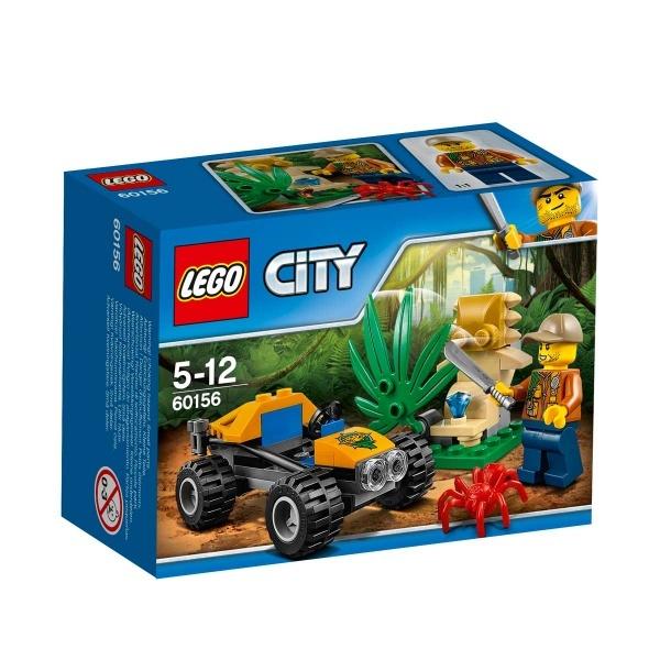 LEGO City Orman Arabası 60156