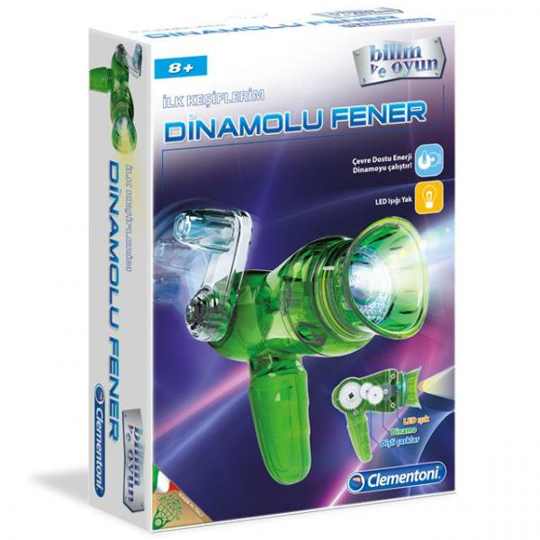 İlk Keşiflerim - Dinamolu Fener