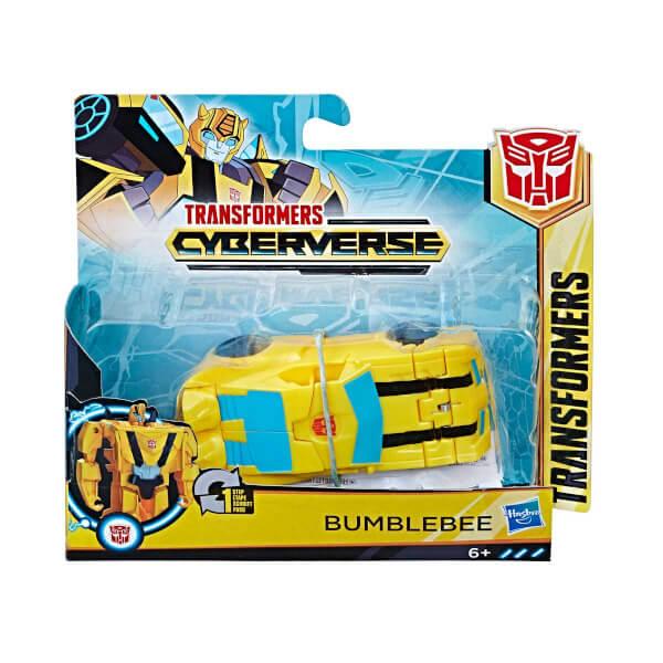 Transformers Cyberverse Tek Adımda Dönüşen Figür E3522