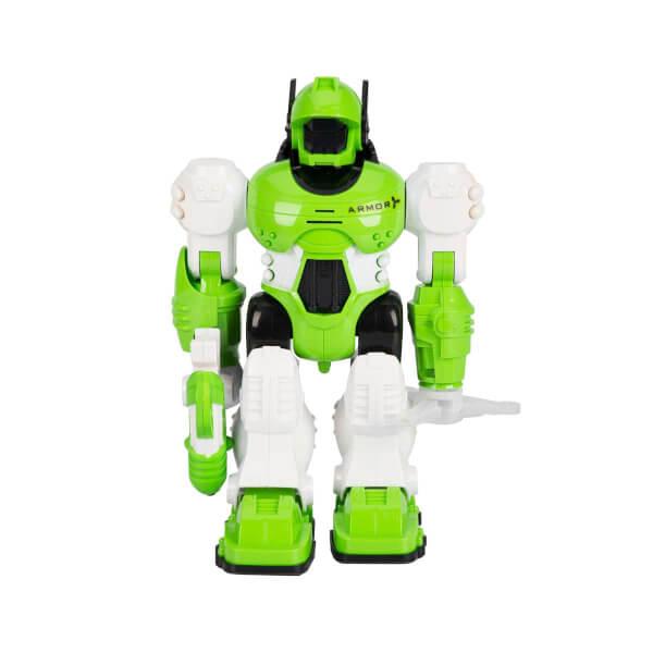 Storm Brave Sesli ve Işıklı Robot 25 cm.