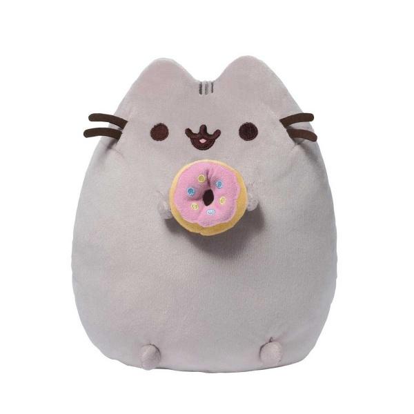 Pusheen With Donut Peluş