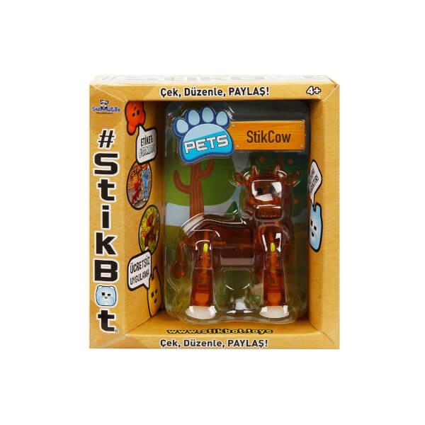 Stikbot Pets Tekli Paket