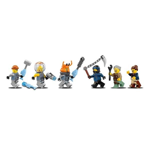 LEGO Ninjago Şimşek Jeti 70614
