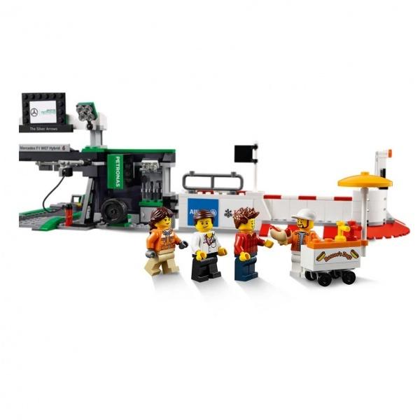 LEGO Speed Champions MERCEDES AMG PETRONAS Formula 1 Takımı 75883