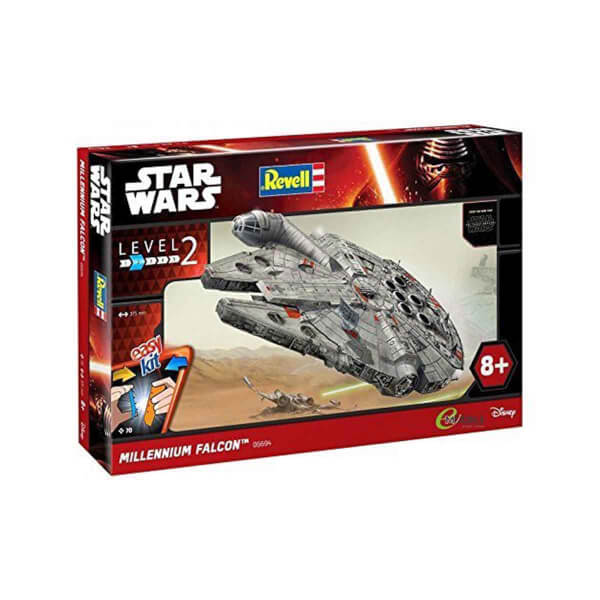 Revell 1:72 Star Wars Millenium Falcon Model Set