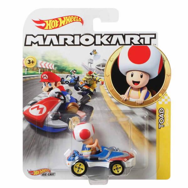 Hot Wheels Mario Kart Karakter Araçlar GBG25