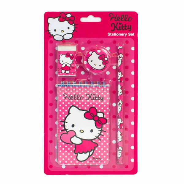 Hello Kitty Kırtasiye Seti 06048
