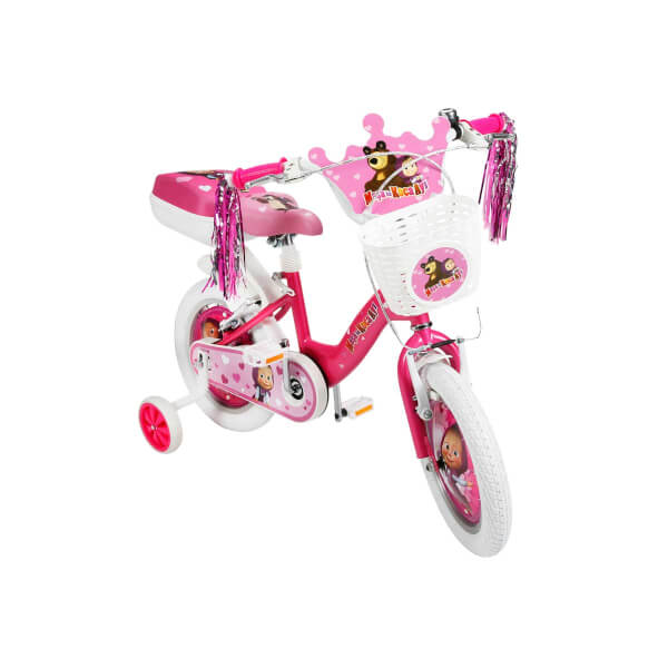 Masha Bisiklet 14 Jant