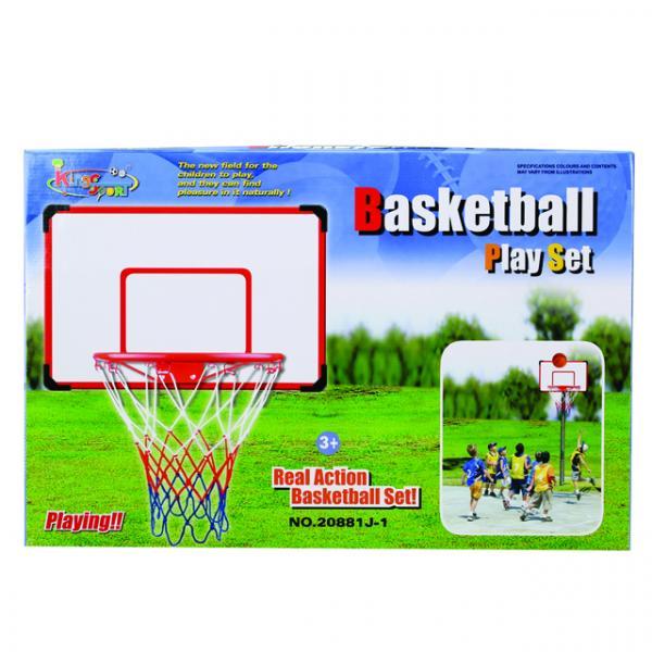Duvar Basketbol Seti 69x45 cm.