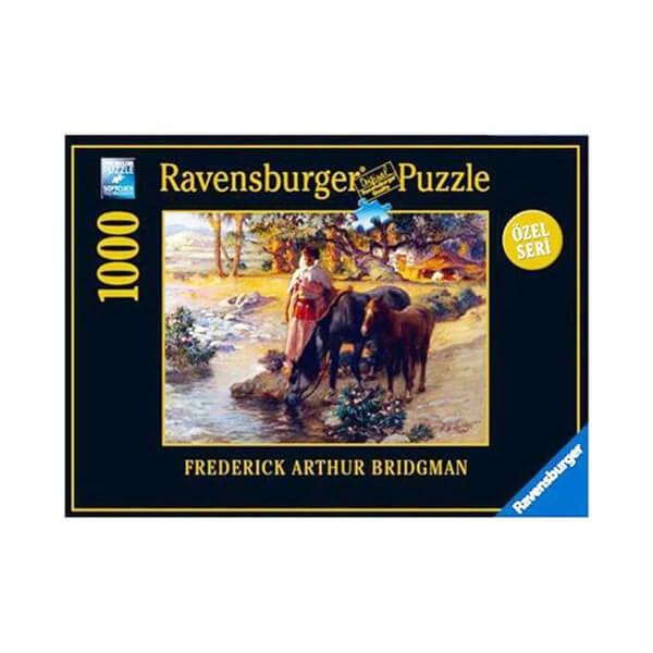 1000 Parça Puzzle : Bozkırda Gün Işığı