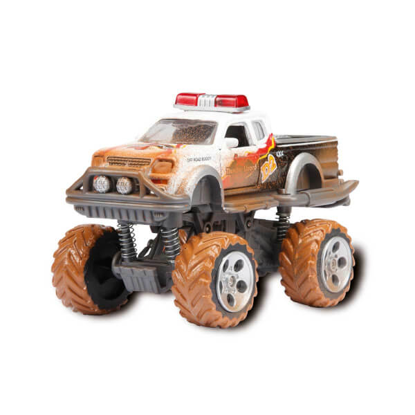 Eat My Dust Rally Monster Arazi Aracı 15 cm.