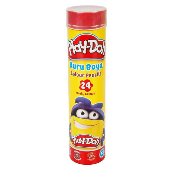 Play Doh Kuru Boya 24 Renk Tüplü