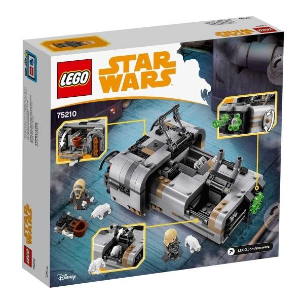 LEGO Star Wars Moloch'un Landspeeder'ı 75210