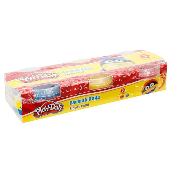 Play Doh Parmak Boya 3 Renk