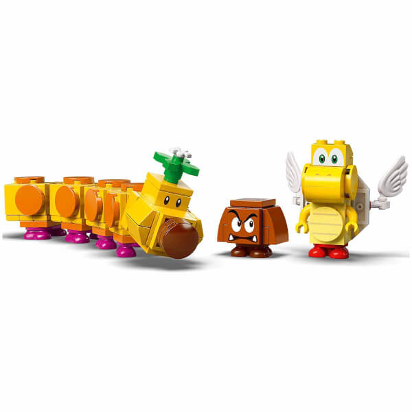 LEGO Super Mario Wiggler'ın Zehirli Bataklığı Ek Macera Seti 71383