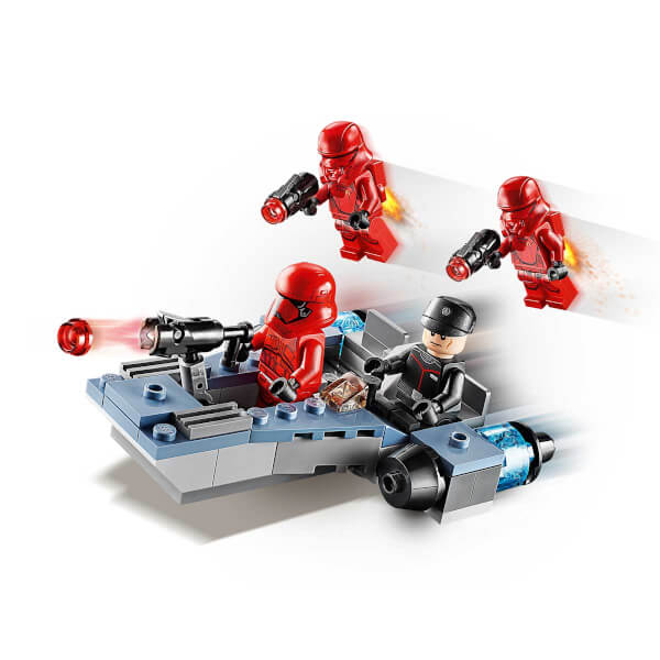LEGO Star Wars Sith Trooper'lar Savaş Paketi 75266