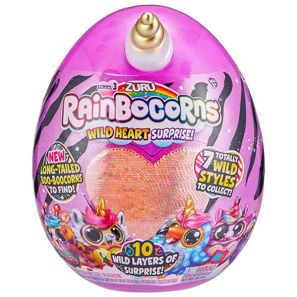 Rainbocorns Wild Heart Süpriz Yumurta S3 RAR05000