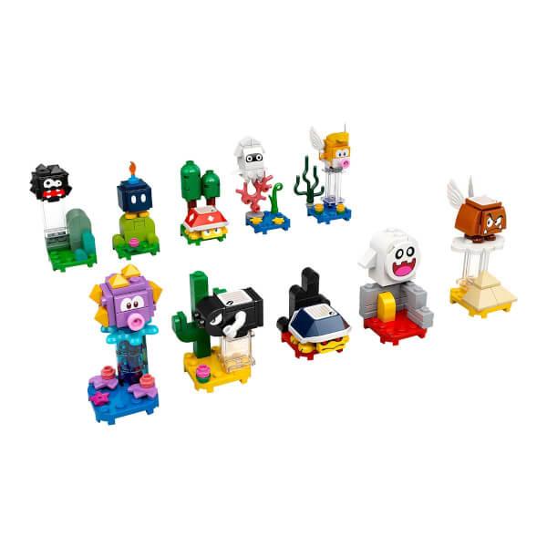 LEGO Super Mario Karakter Paketleri 71361