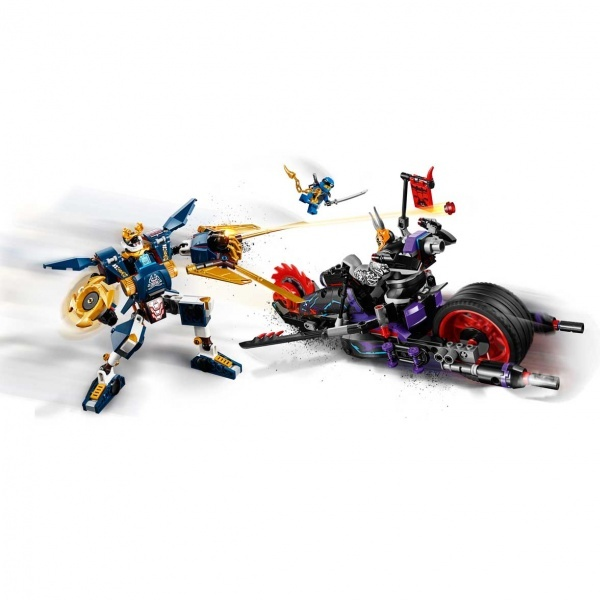 LEGO Ninjago Killow Samuray X'e Karşı 70642